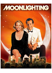 Moonlighting Complete Series Dvd