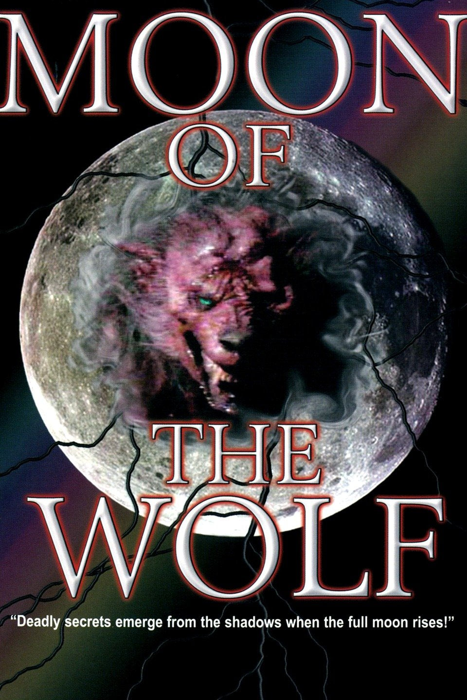 Moon of the Wolf Dvd (1972)