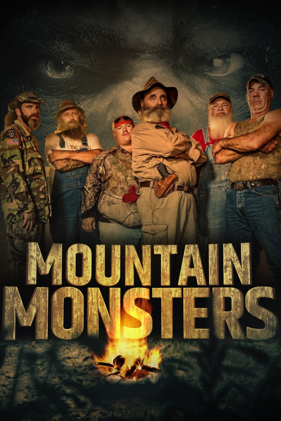 Mountain Monsters Complete Series Dvd (Rarefliks.com)