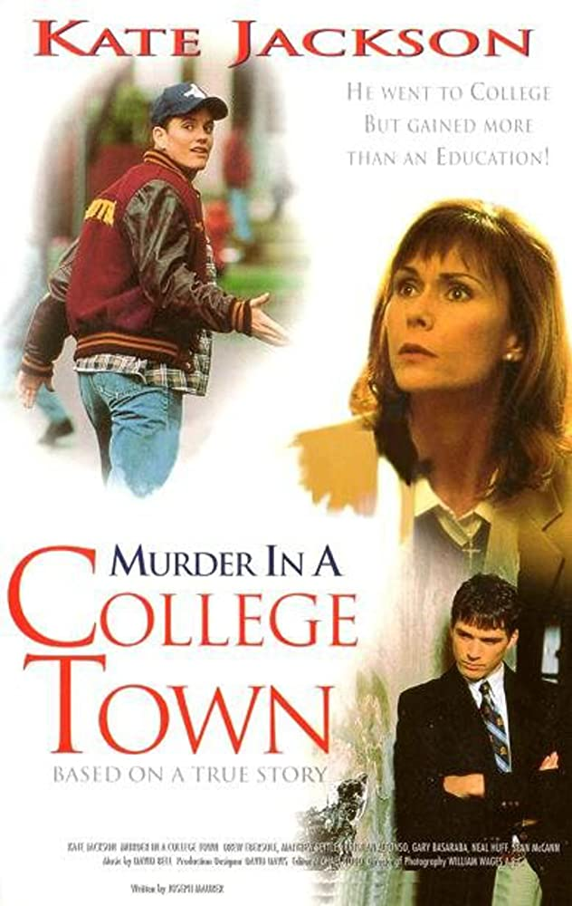 Murder In A College Town Dvd (1997)
