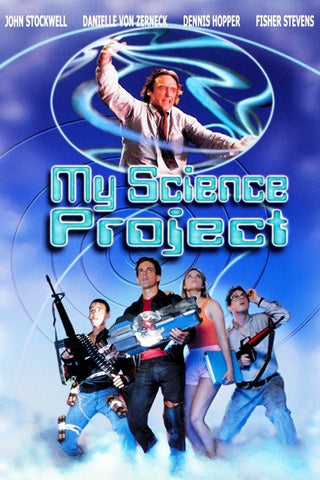 My Science Project Dvd (1985)