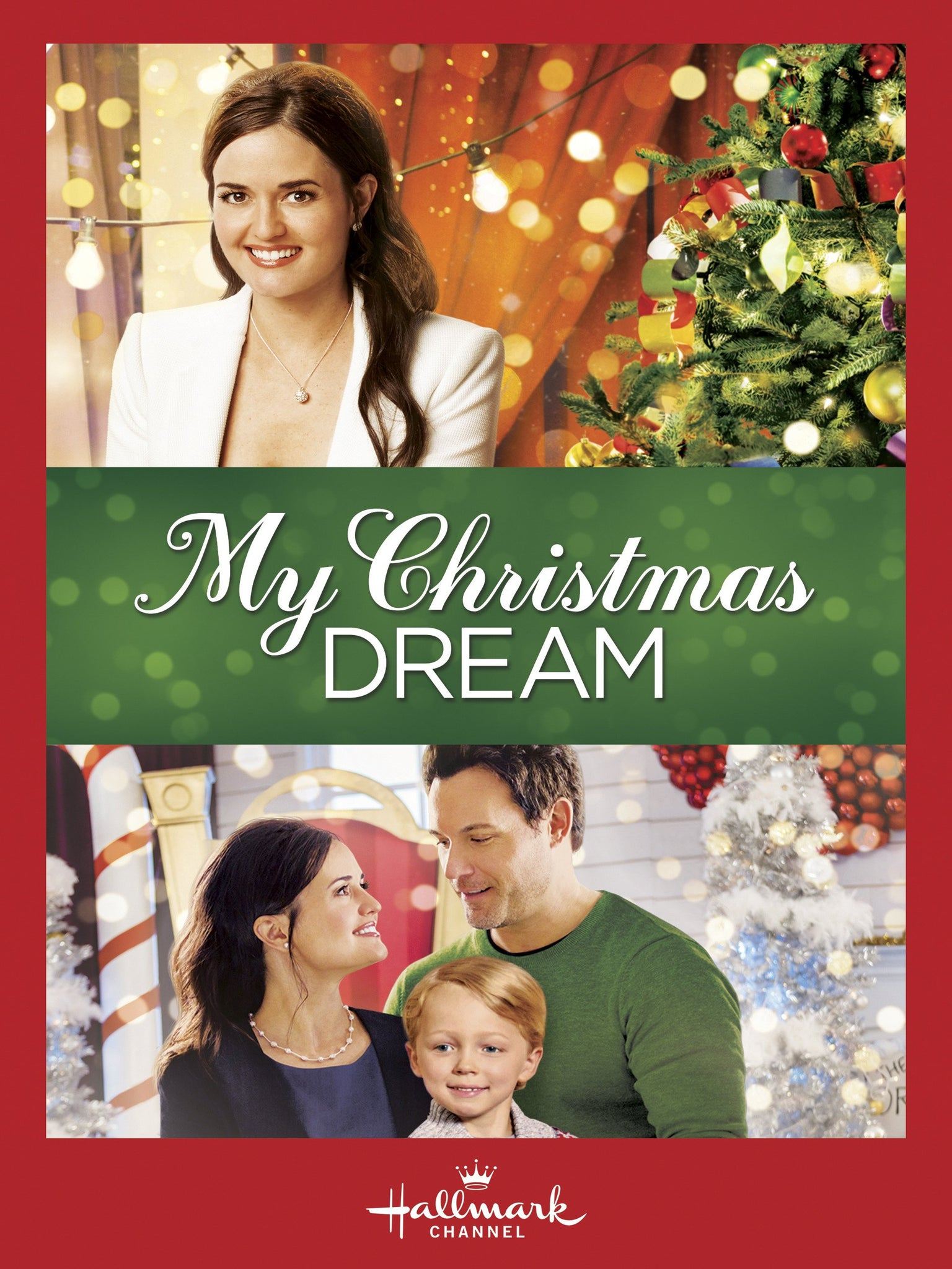 My Christmas Dream Dvd (2016)