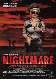 Nightmare in Badham County Dvd (1976)