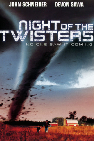 Night of the Twisters Dvd (1996)Rarefliks.com