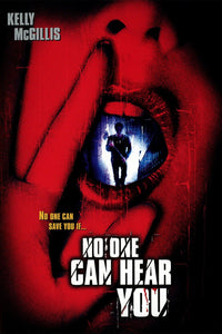 No One Can Hear You Dvd (2001)