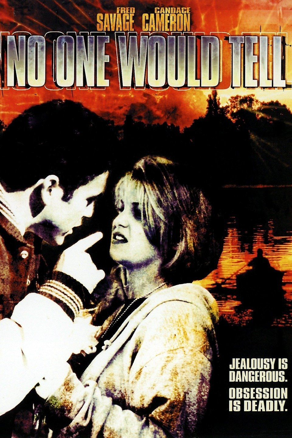 No One Would Tell Dvd (1996)Rarefliks.com
