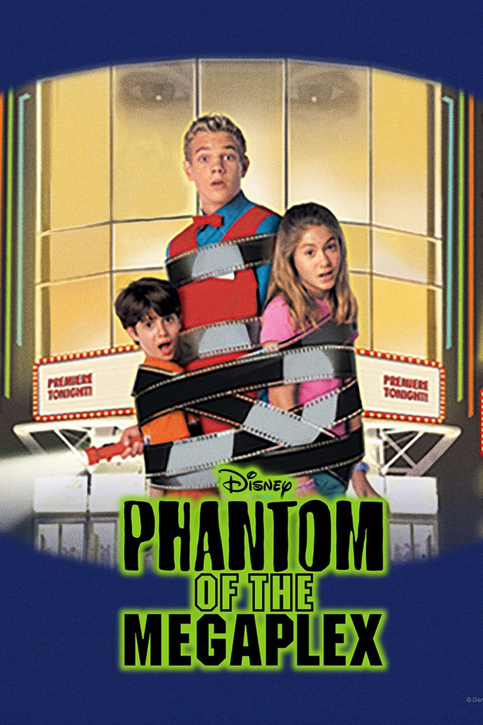 Phantom of the Megaplex Dvd (2000) Rarefliks.com