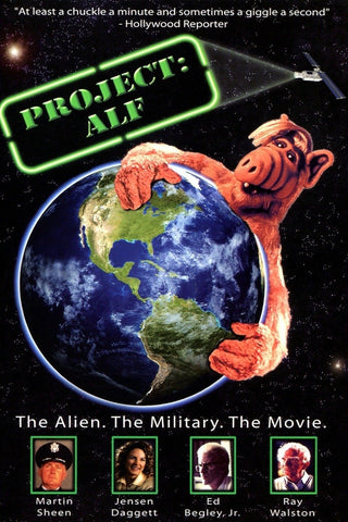 Project: ALF Dvd (1996)