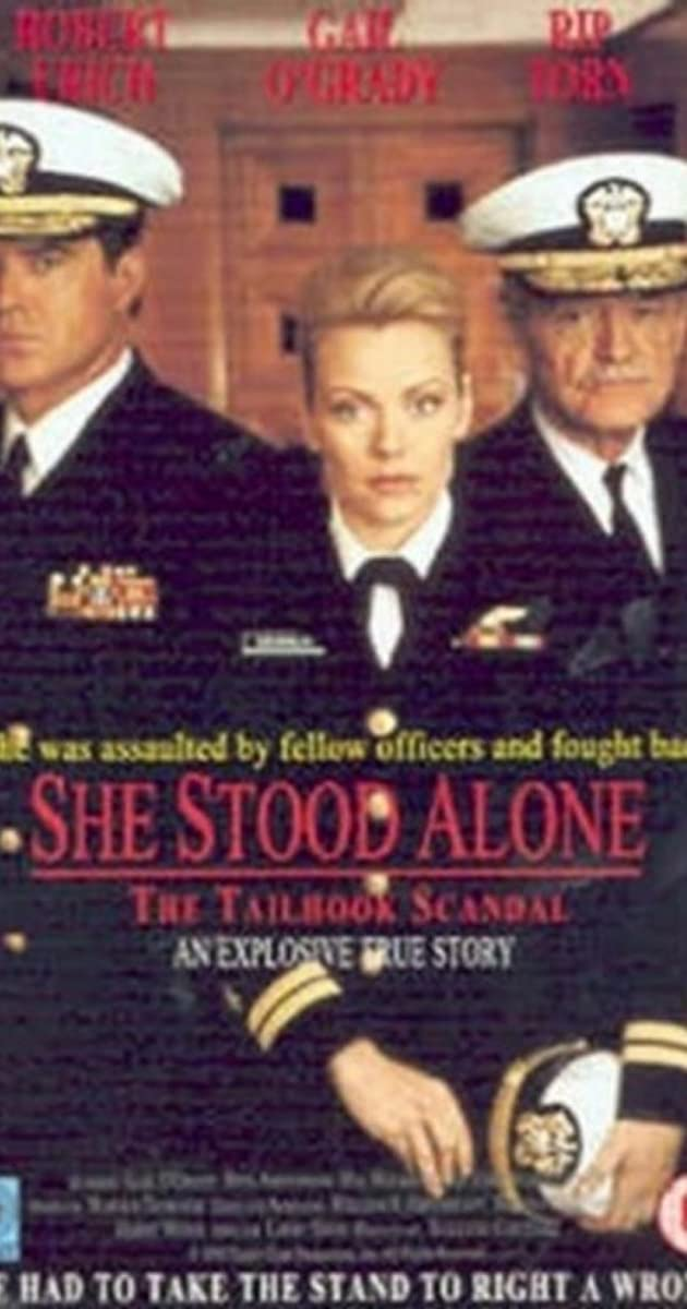 She Stood Alone: The Tailhook Scandal Dvd (1995)