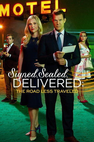 Signed, Sealed, Delivered: The Road Less Travelled Dvd (2018) Rarefliks.com