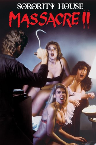 Sorority House Massacre II Dvd (1990) Rarefliks.com