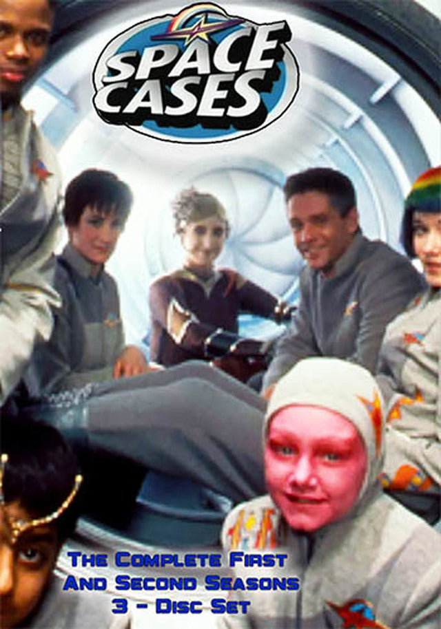 Space Cases Complete Series Dvd