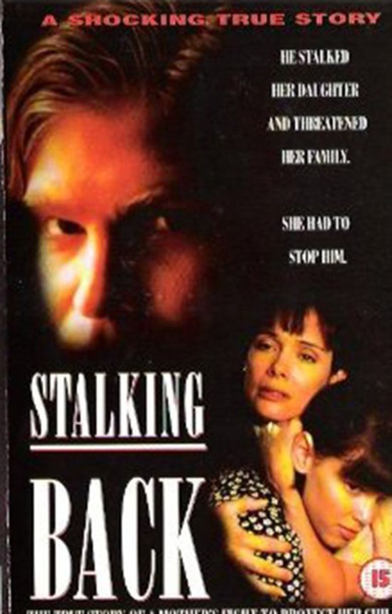 Moment of Truth: Stalking Back Dvd (1993)