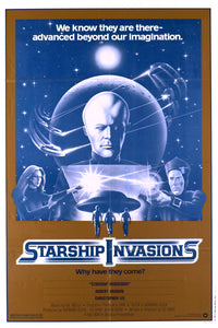 Starship Invasions Dvd (1977)