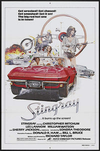 Stingray Dvd (1978)