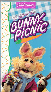 The Tale of the Bunny Picnic Dvd (1986)