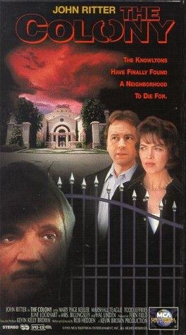 The Colony Dvd (1995)