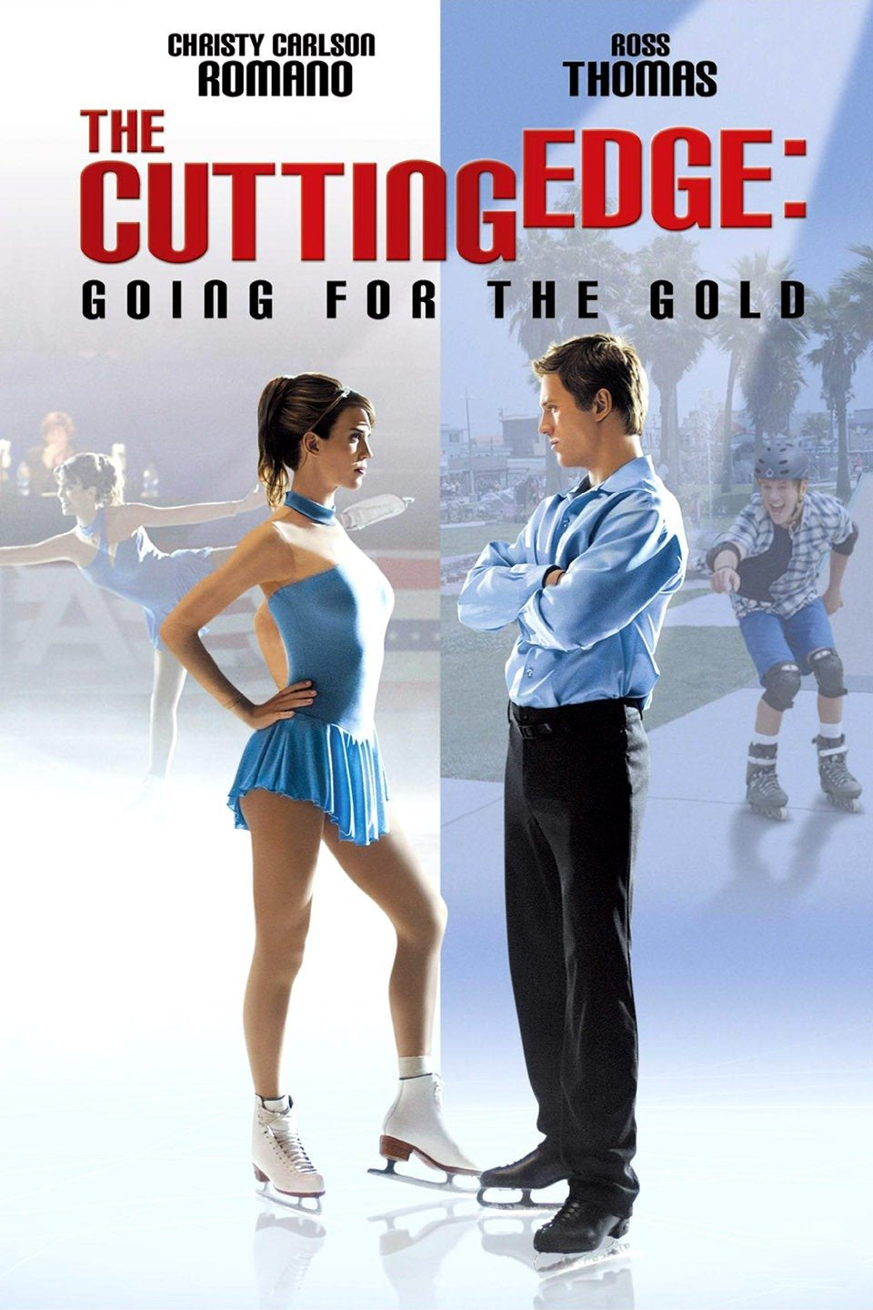 The Cutting Edge: Going for the Gold Dvd (2006)