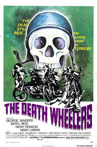 The Death Wheelers Dvd (1973)