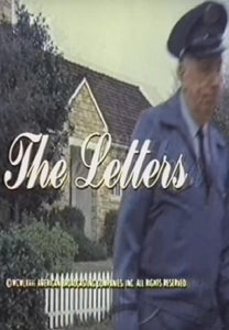 The Letters Dvd (1973)