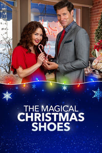Magical Christmas Shoes Dvd (2019)