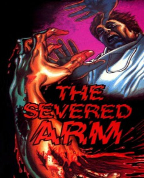 The Severed Arm Dvd (1973)