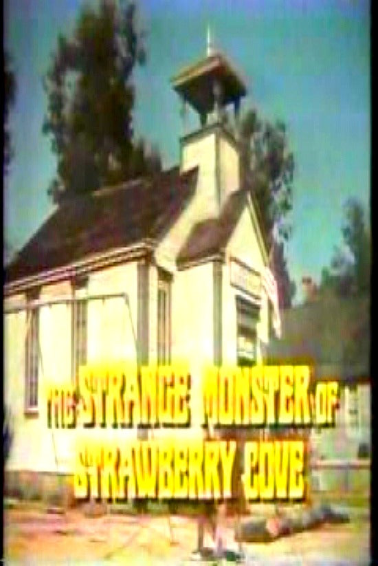 The Strange Monster of Strawberry Cove Dvd (1971)