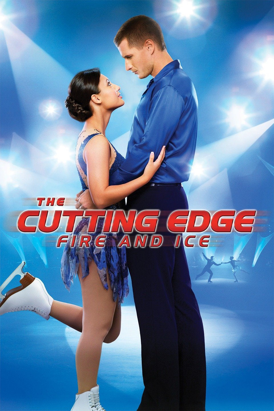 The Cutting Edge: Fire & Ice Dvd (2010)Rarefliks.com