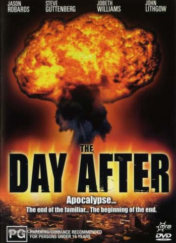 The Day After Dvd (1983) Rarefliks.com