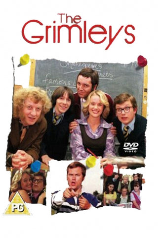 The Grimleys Complete Series Dvd Rarefliks.com