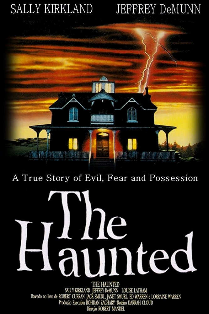 The Haunted Dvd  (1991)Rarefliks.com