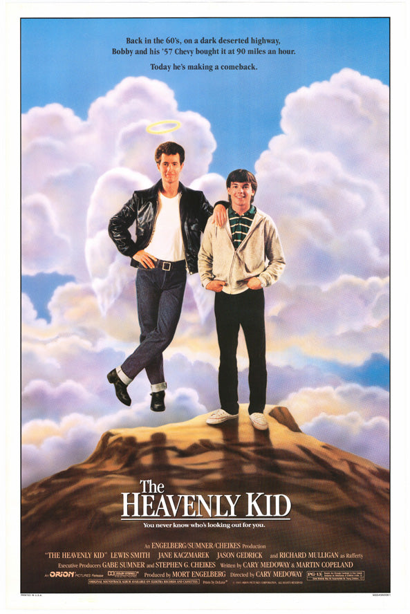 The Heavenly Kid Dvd (1985)Rarefliks.com