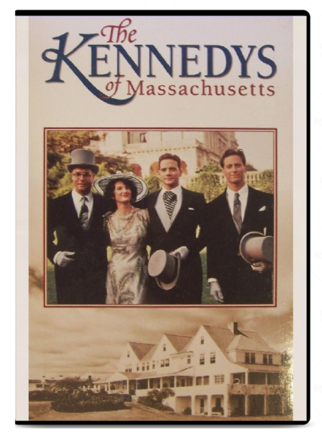 The Kennedys Of Massachusetts Complete Series Dvd Rarefliks.com