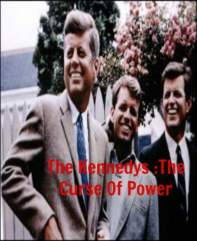 The Kennedys: The Curse of Power Dvd (2000) Rarefliks.com
