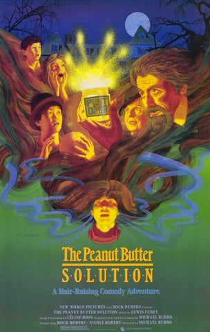 The Peanut Butter Solution Dvd (1985) Rarefliks.com