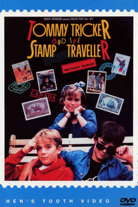 Tommy Tricker and the Stamp Traveller Dvd (1988) Rarefliks.com