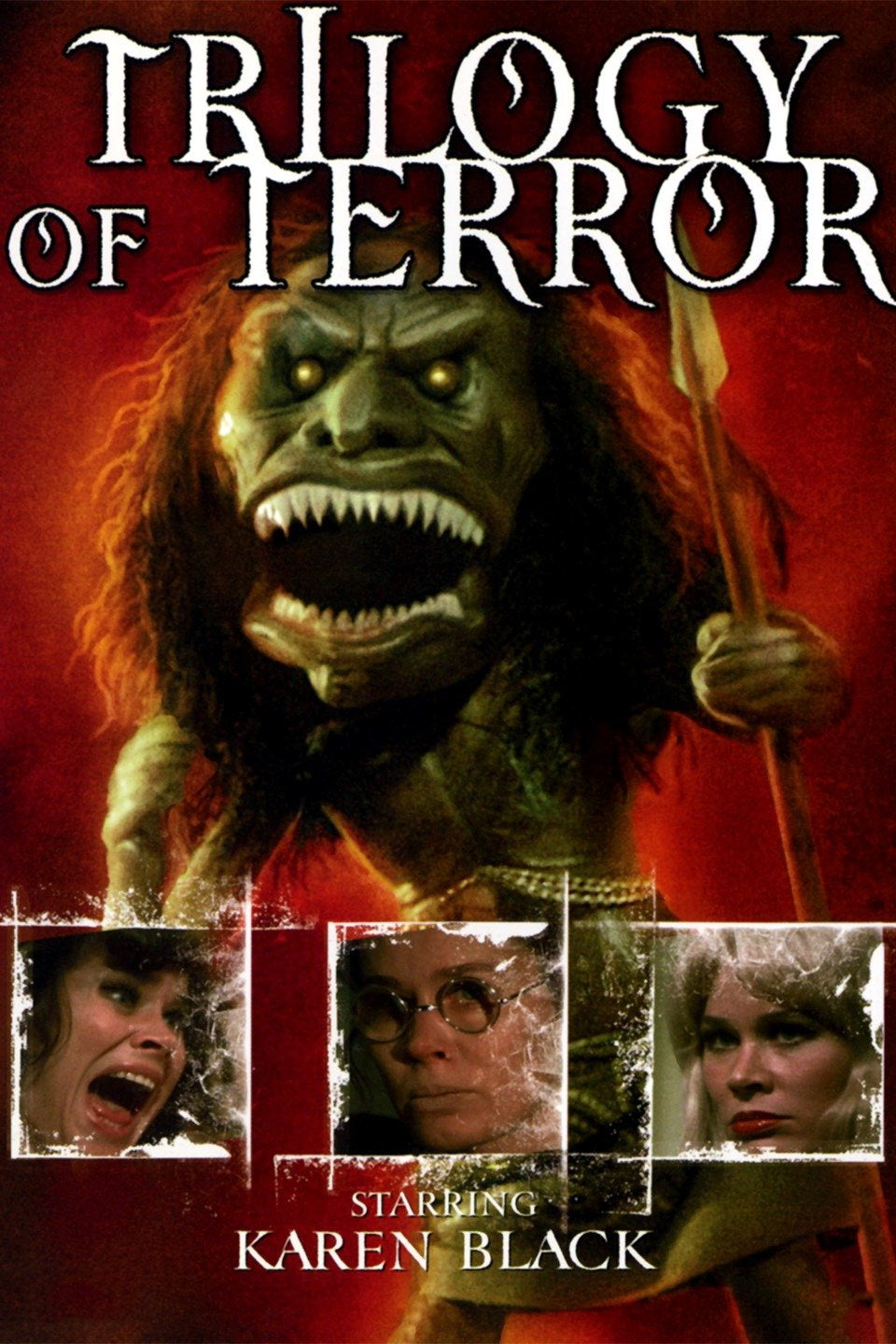 Trilogy of Terror Dvd (1975)