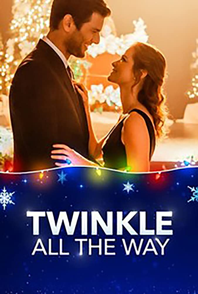 Twinkle All the Way Dvd (2019)