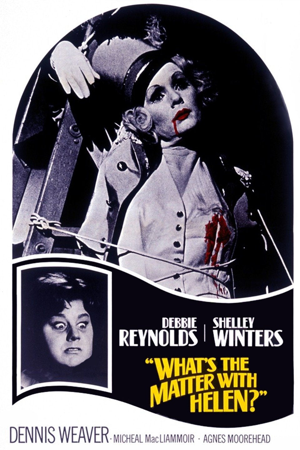 What's the Matter with Helen? Dvd (1971)