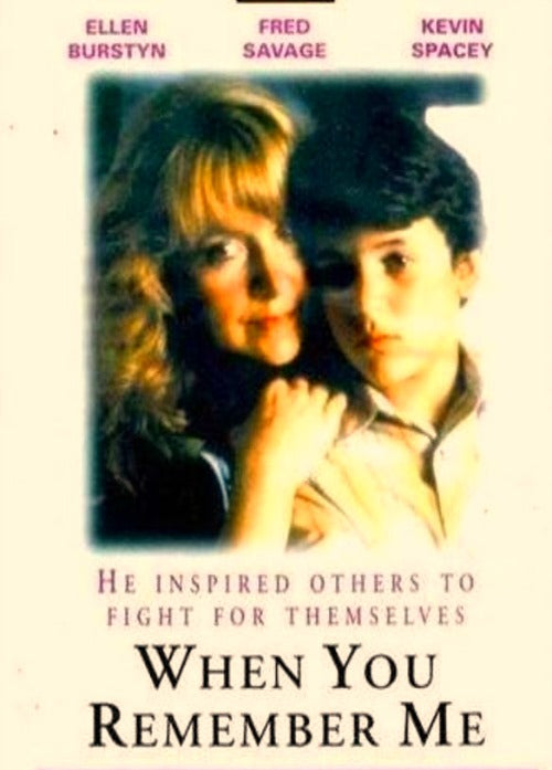 When You Remember Me Dvd (1990)