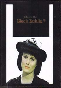 Who Is the Black Dahlia? Dvd (1975)