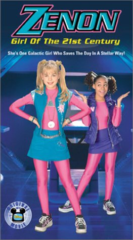 Zenon: Girl of the 21st Century Dvd (1999) Rarefliks.com