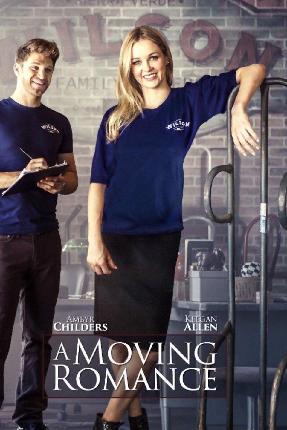 A Moving Romance Dvd (2017) Rarefliks.com