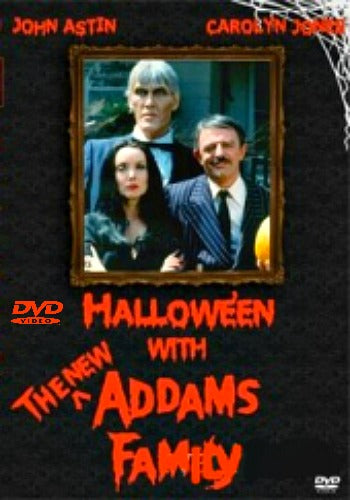 Halloween with the New Addams Family Dvd (1977) Rarefliks.com