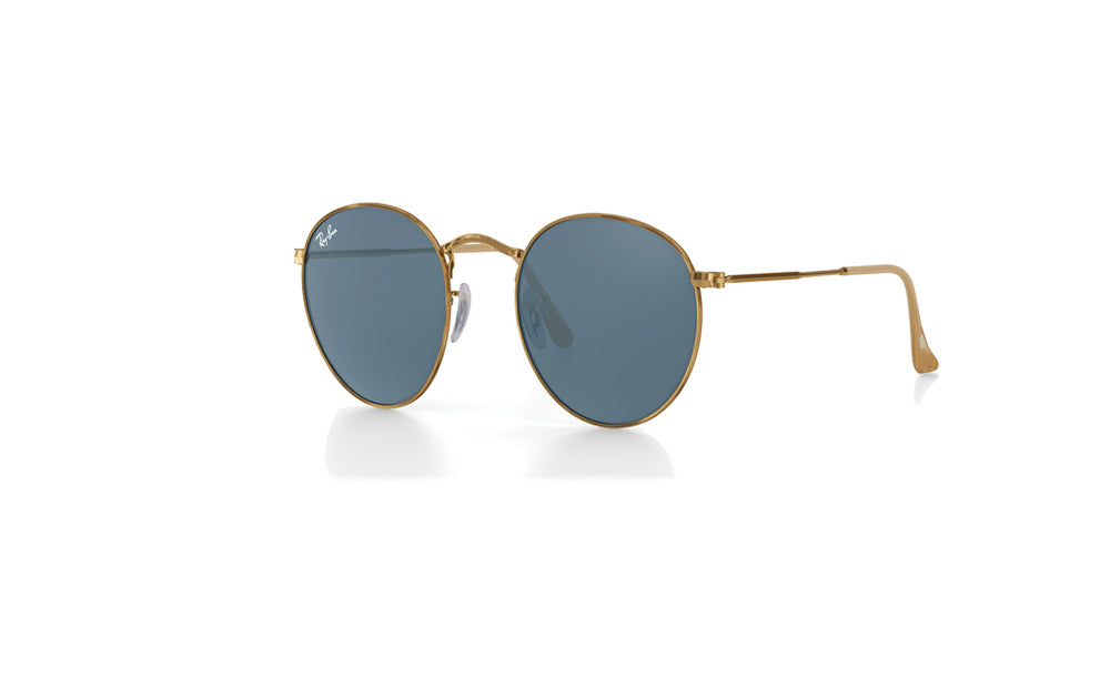 ROUND METAL REMIX SUNGLASSES