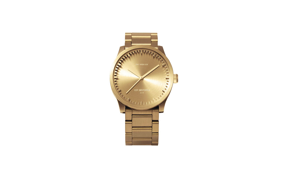 TUBE WATCH S42 BRASS 42MM