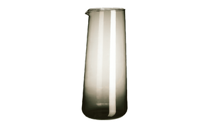 x GLASS CARAFE
