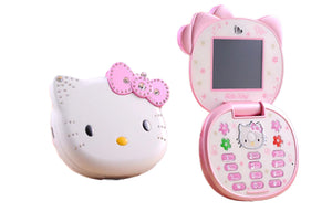 KITTY FLIP PHONE