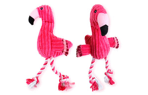 SQUEAKY FLAMINGO