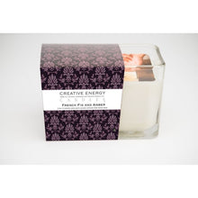 Load image into Gallery viewer, French Fig & Amber: 2-in-1 Soy Lotion Candle